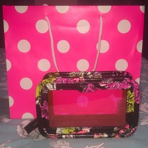 Victoria's Secret Cosmetic Bag NWT